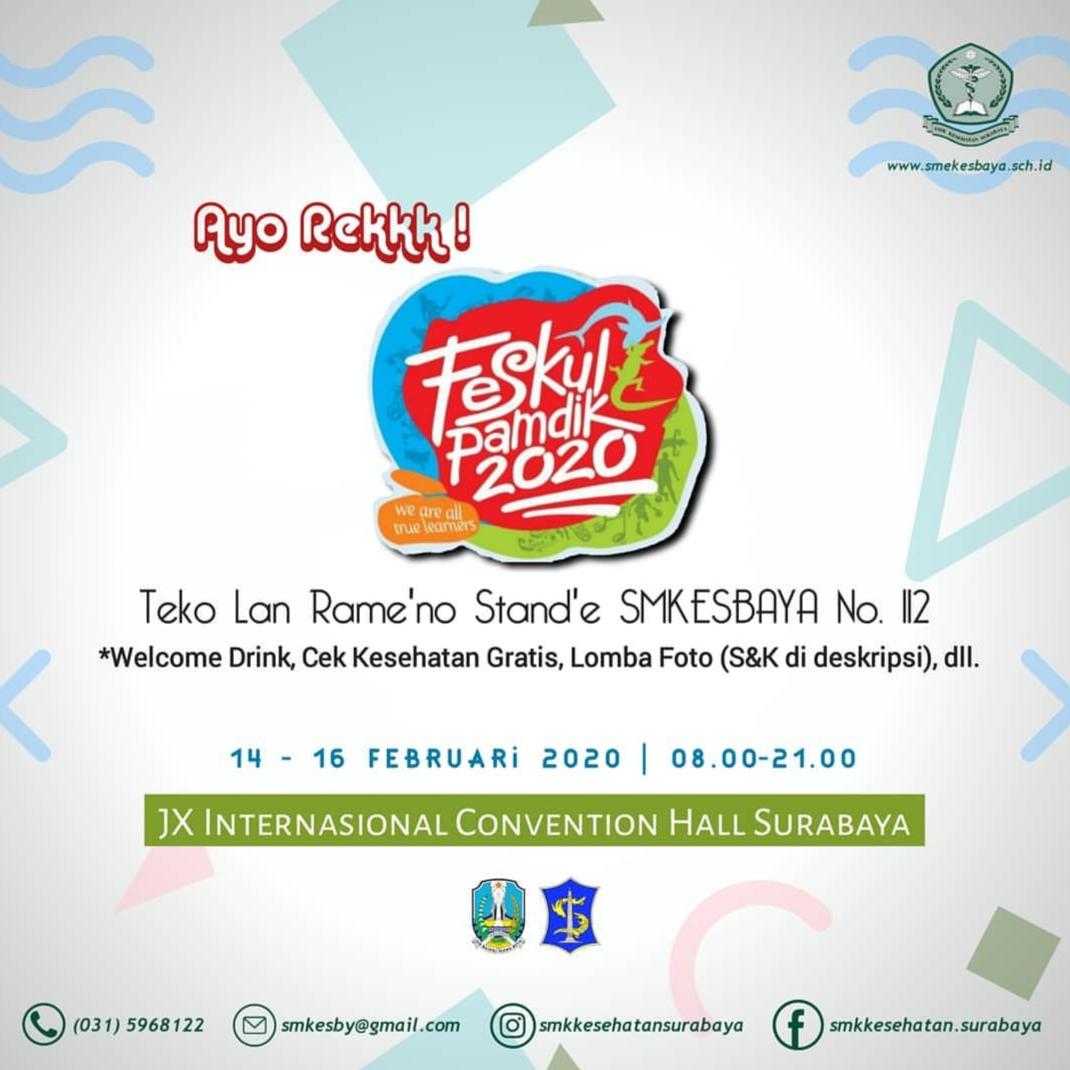 Festival Extrakulikuler & Pameran Pendidikan Surabaya 2020 ...